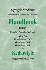 LIFESTYLE MEDICINE HANDBOOK by Ervin Y. Kedar