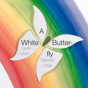 A WHITE BUTTERFLY by Laurie Cohen