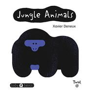 JUNGLE ANIMALS by Xavier Deneux