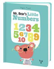 MR. BEAR'S LITTLE NUMBERS by Virginie Aracil
