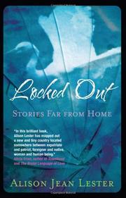 LOCKED OUT by Alison Jean Lester