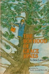 THE BOYHOOD OF GRACE JONES