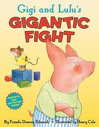 GIGI AND LULU'S GIANT FIGHT