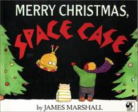 MERRY CHRISTMAS, SPACE CASE