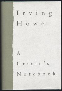 A CRITIC'S NOTEBOOK