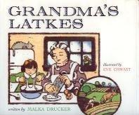 GRANDMA'S LATKES