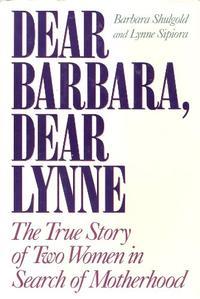 DEAR BARBARA, DEAR LYNNE