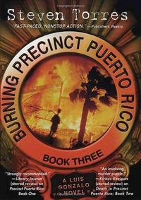 BURNING PRECINCT PUERTO RICO