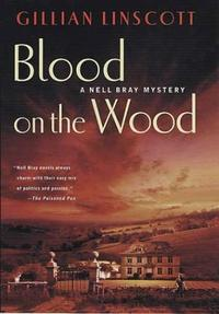 BLOOD ON THE WOOD