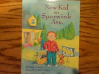 NEW KID ON SPURWINK AVE.
