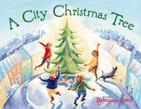 A CITY CHRISTMAS TREE