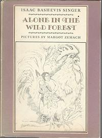 ALONE IN THE WILD FOREST (AN ARIEL BOOK)