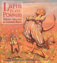 LAPIN PLAYS POSSUM