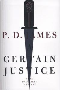 A CERTAIN JUSTICE