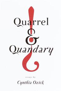 QUARREL AND QUANDARY