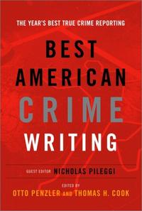 THE BEST AMERICAN CRIME WRITING
