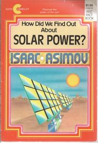 HOW DID WE FIND OUT ABOUT SOLAR POWER?