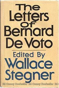THE LETTERS OF BERNARD DEVOTO