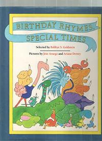 BIRTHDAY RHYMES, SPECIAL TIMES