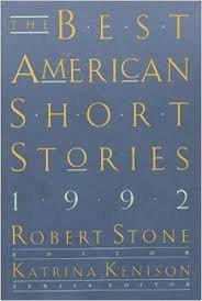 THE BEST AMERICAN SHORT STORIES 1992