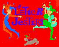 THE LETTER JESTERS