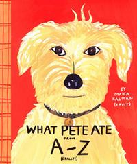 WHAT PETE ATE FROM A-Z