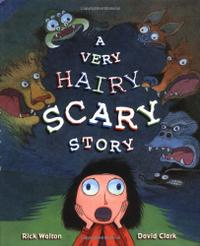 A VERY HAIRY SCARY STORY