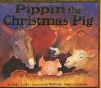 PIPPIN THE CHRISTMAS PIG