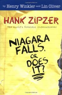 HANK ZIPZER: NIAGARA FALLS, OR DOES IT?