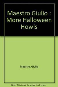 MORE HALLOWEEN HOWLS
