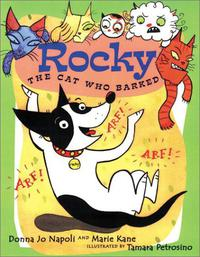 ROCKY, THE CAT WHO BARKS