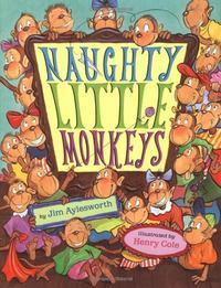 NAUGHTY LITTLE MONKEYS