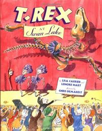 T-REX AT SWAN LAKE