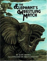 THE ELEPHANT'S WRESTLING MATCH