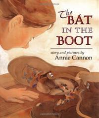 THE BAT IN THE BOOT