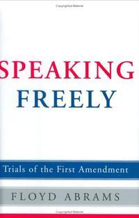 SPEAKING FREELY