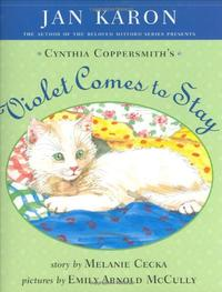 CYNTHIA COPPERSMITH'S VIOLET COMES TO STAY