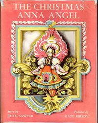 THE CHRISTMAS ANNA ANGEL