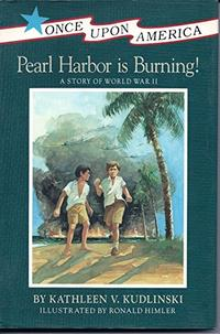 PEARL HARBOR IS BURNING!
