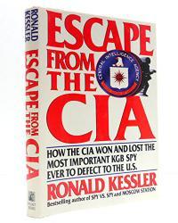 ESCAPE FROM THE CIA
