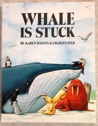 WHALE IS STUCK