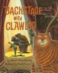 BACKSTAGE WITH CLAWDIO