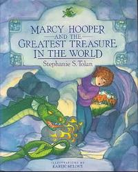 MARCY HOOPER AND THE GREATEST TREASURE IN THE WORLD