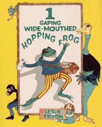 ONE GAPING WIDE-MOUTHED HOPPING FROG