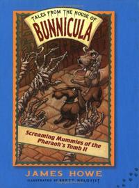 TALES FROM THE HOUSE OF BUNNICULA #4