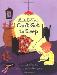 LITTLE BO PEEP CAN'T GET TO SLEEP