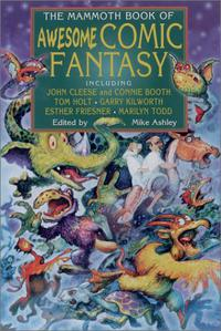 THE MAMMOTH BOOK OF AWESOME COMIC FANTASY
