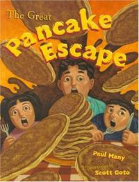 THE GREAT PANCAKE ESCAPE