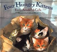 FOUR HUNGRY KITTENS
