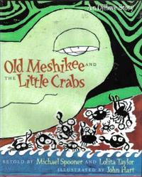OLD MESHIKEE AND THE LITTLE CRABS